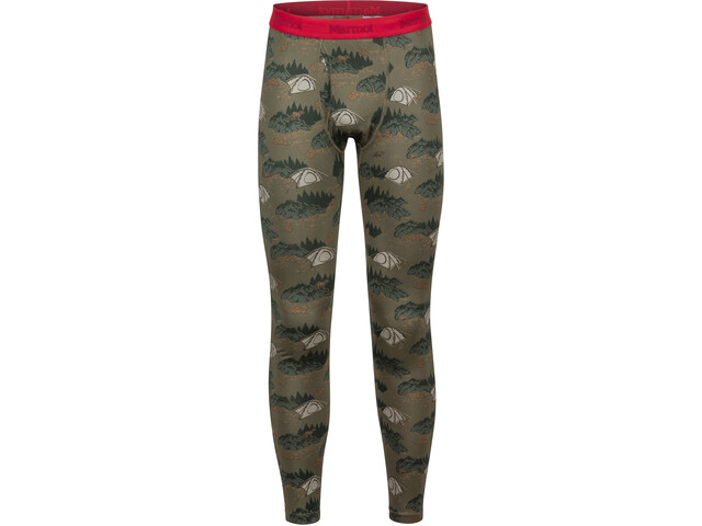 Marmot Harrier Collant Homme, camping camo